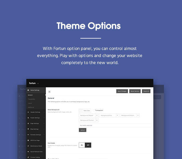 Fortun | Multi-Concept WordPress Theme - 5