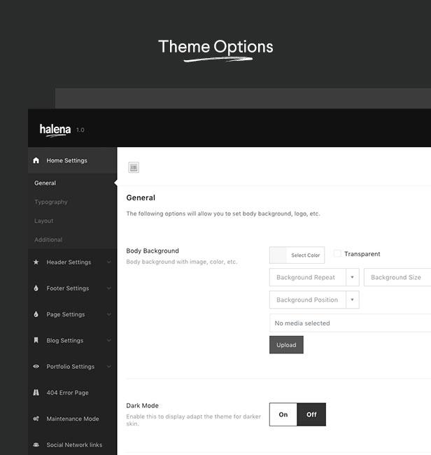 Halena | Minimal & Modern eCommerce WordPress Theme - 11