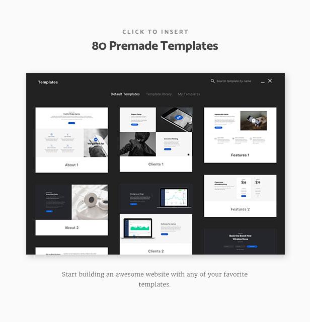 Milton | Multipurpose Creative WordPress Theme - 5