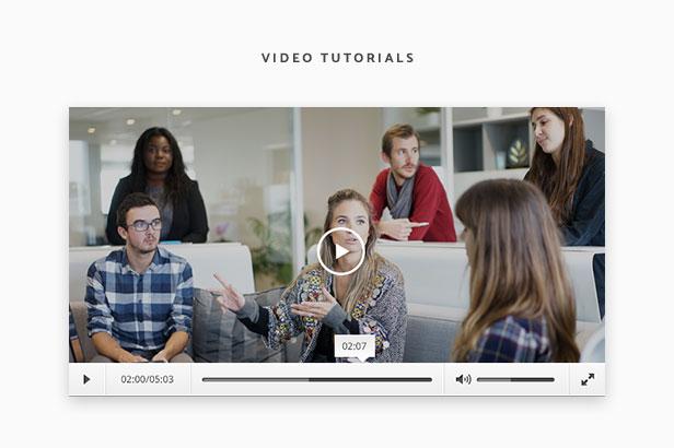Milton | Multipurpose Creative WordPress Theme - 9